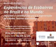 Experiências de Ecobairros no Brasil e no Mundo: