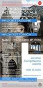 VIII SEMINARIO INTERNAZIONALE DI PROGETTAZIONE ARCHITETTONICA