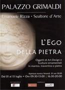EMANUELE RIZZA SCULTURE - L'ego della pietra