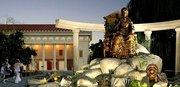 Исторически парк - Статуята на Кибела  1