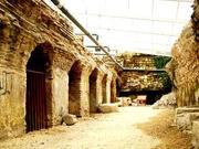 Римски терми - интериор реален 2