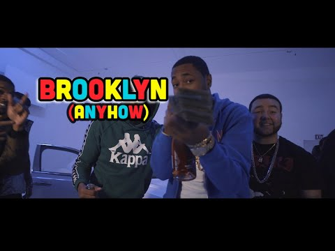 PATCHO - BROOKLYN (ANY HOW)