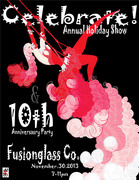 Annual Holiday Show & 10th Aniversary Party