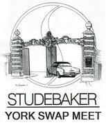 Studebaker York Swap Meet