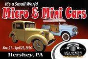 It's a Small World: Micro & Mini Cars