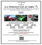 Pottstown Cars & Coffee