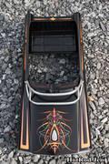Pinstriping & Automotive Art by HotRod Jen