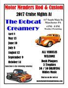 Motor Menders Rod & Custom Cruise Night