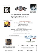 The 4th Annual Brookside Spring Car & Truck Show