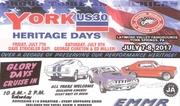 York US30 Heritage Days