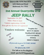 Combat Jeepers 2nd Annual Jeep Rally