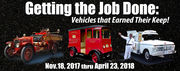 """Getting the Job Done – Vehicles that Earned Their Keep"" Exhibit"