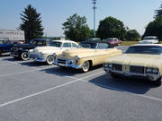 Annual Oldsmobile, Buick, and Pontiac Show