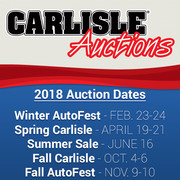 Spring Carlisle Auction