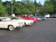 Mansfield Cruise In