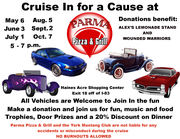 CRUISE IN FOR A CAUSE