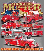 5th Annual York Fire Muster