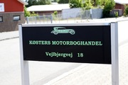 Koster's Motor Bookstore at auction sale