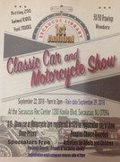 Secaucus Library Car Truck and Motorcycle Show