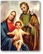 February - Month of the Holy Family