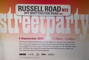 Russell Road street party