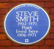 Day Workshop: 'Not Waving but Drowning: Not Drowning but Waving – the enigma of Stevie Smith'.
