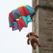 Parachuting Teddy Bears! Fundraiser