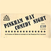 Pinkham Way Alliance Comedy Night @ The Step