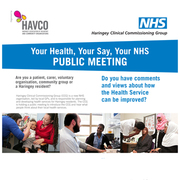 Your Health, Your NHS - Your Say