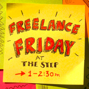 The first Freelance Friday