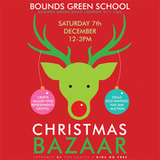 Bounds Green School Xmas Bazaar