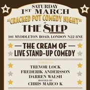 Cracked Pot Comedy Club