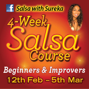 BEGINNERS AND IMPROVERS SALSA COURSES 2014!!!!