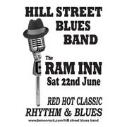 St Harmonicas Blues Club: Hill Street Blues Band
