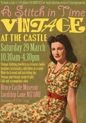 A Stitch in Time: Vintage at the Castle