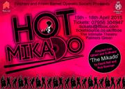 FFBOS presents Hot Mikado!