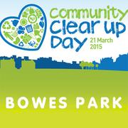 Community Clean-up, Bowes Park