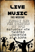Live music this weekend at The Springfield