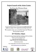 Far From the Western Front – WW1 Heritage Project