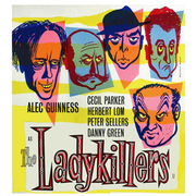 Talkies Community Cinema: THE LADYKILLERS