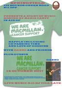 MacMillan Trust Fundraiser