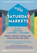 Blue House Yard Saturday Markets