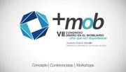 + mob VII CONGRESO DISEÑO EN EL MOBILIARIO¿Por que no? ¡Exportemos!