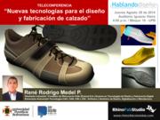 Nuevas Tecnologias para el Diseño y Fabricación del Calzado