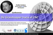 De Grasshopper hacia CNC