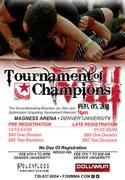 Tournament of Champions 8, Denver Co, Magness Arena