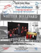 """Thee Midniters """"Cruising into San Pedro"""" July 5th!!!"""