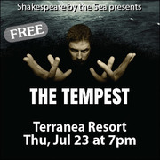 """Shakespeare by the Sea Presents: """"The Tempest"""""""