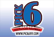 NFL Flag / PICK6 Spring Flag Football League