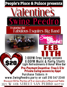 Valentine's Swing Peedro